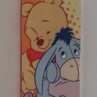 Winnie the Pooh & Eeyore - Hard Cover Case for iPhone 5 5s