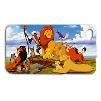 Cool Disney Lion King Simba Cute Case iPhone Fun Cover iPod Phone Family Movie