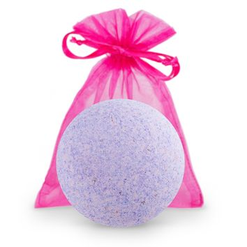 Lilac Bouquet Bath Bomb