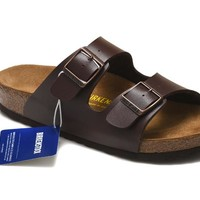 Men's and Women's BIRKENSTOCK sandals Arizona Birko-Flor 632632288-072