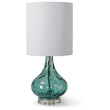 Regina Andrew Gem Lamp Peacock Blue - 55-7286