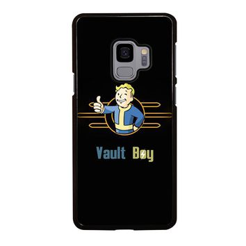 FALLOUT VAULT BOY THUMBS UP Samsung Galaxy S3 S4 S5 S6 S7 S8 S9 Edge Plus Note 3 4 5 8 Case