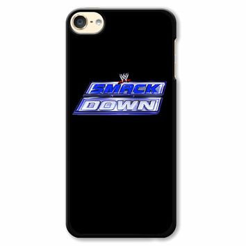 Wwe Smackdown Logo 2 iPod Touch 6 Case