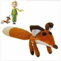 1pc 45cm The Little Prince plush dolls the little Prince and the fox stuffed animals plush education toys for baby