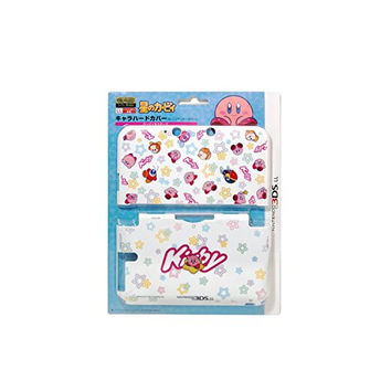 Nintendo Official Kawaii 3DS XL Hard Cover -Kirby Kirby&Stars-