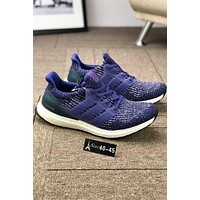 ADIDAS ULTRA BOOST Men's and Women's Tide Fashion Casual Sports Running Shoes F-AA-SDDSL-KHZHXMKH purple