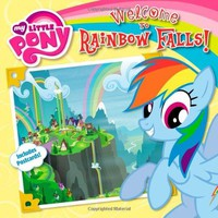 Welcome to Rainbow Falls! (My Little Pony)