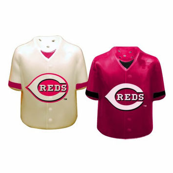 MLB Cincinnati Reds Gameday Salt and Pepper Shaker