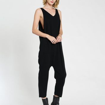 Meredith Sweater Jumpsuit