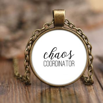 Chaos Coordinator Necklace