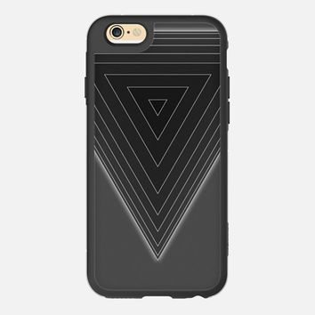 B&W Triangle iPhone 6 case by DuckyB   Casetify