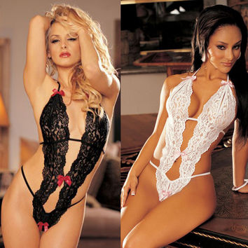 On Sale Cute Hot Deal Sexy Underwear One-piece Exotic Lingerie [6595868803]