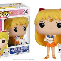 Funko POP! Animation: Sailor Moon - Sailor Venus & Artemis