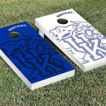 University Of Kentucky Wildcats Cornhole Boards