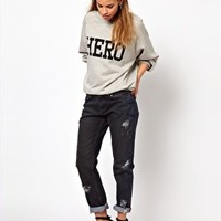 Glamorous Hero Sweatshirt at asos.com