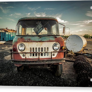 It's A Jeep Thing - Acrylic Print