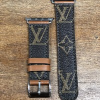 Authentic LV Apple Watch band