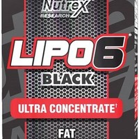 Nutrex Lipo-6 Black Ultra Concentrate | Supplement Edge