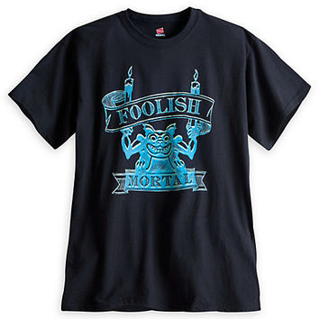 The Haunted Mansion Tee for Men - ''Foolish Mortal'' | Disney Store