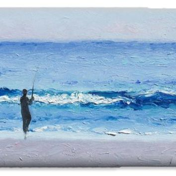The Surf Fisherman iPhone 6 Case