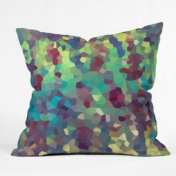 Rosie Brown Splashing Throw Pillow