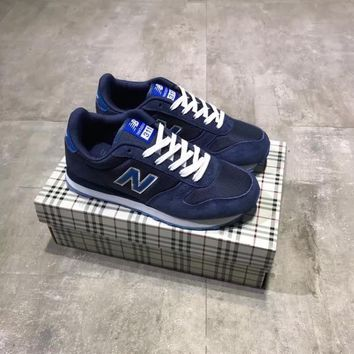 new balance 311 unisex classic n words pig leather sneakers couple fashion casual running shoes