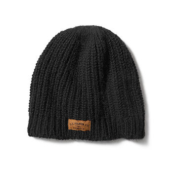 Bison Knit Hat