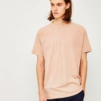YMC Television T-Shirt Pink