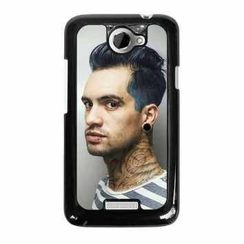 BRENDON URIE Panic at The Disco  HTC One X Case Cover