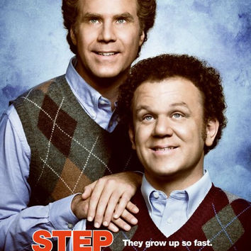 Step Brothers 27x40 Movie Poster (2008)