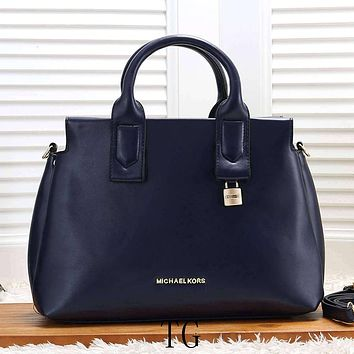 Michael Kors MK Women Fashion Leather Handbag Satchel Shoulder Bag