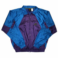 Vintage 90s NIKE Windbreaker Jacket Mens Size XL - Default Title