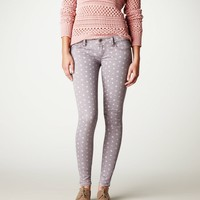 Print Jegging Ankle | American Eagle Outfitters
