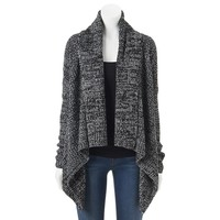 Mudd Marled Open Cardigan - Juniors