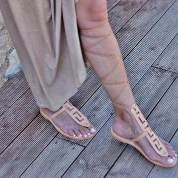 Gladiator Sandals, Lace up Sandals, Gladiator Lace ups, Tie up sandals, Leather sandals, Greek sandals, Lace ups, Sandals,strappy sandals