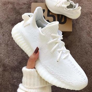 ADIDAS YEEZY 350 classic trend wild casual shoes