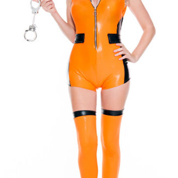 Most Wanted Prisoner Costume