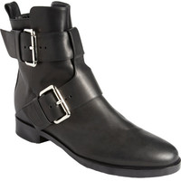 Pierre Hardy Double Buckle Motorcycle Boot at Barneys New York at Barneys.com