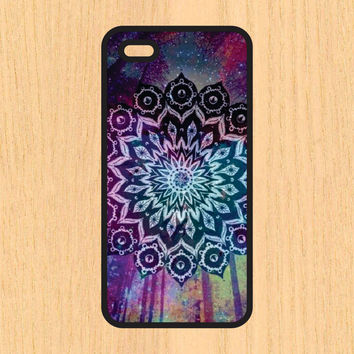 Mandala Print Version 101 Yoga Print Design Art iPhone 4 / 4s / 5 / 5s / 5c /6 / 6s /6+ Apple Samsung Galaxy S3 / S4 / S5 / S6