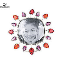 Swarovski Color Crystal JEWELS PICTURE FRAME #5069694