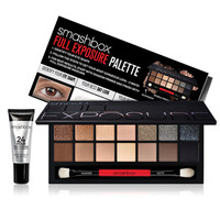 Eye Makeup: Full Exposure Palette with 24 Hour Shadow Primer | Smashbox Cosmetics