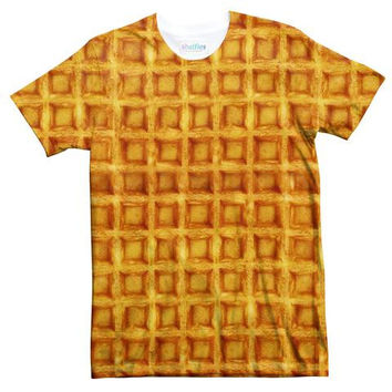 Waffles Sublimated T-Shirt
