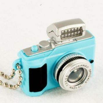 Camera Led Keychains