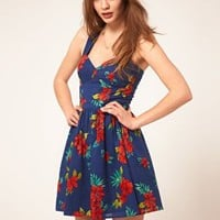 ASOS Summer Dress In Floral Print