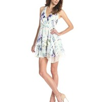 Women's Ruffled Tiers Dress