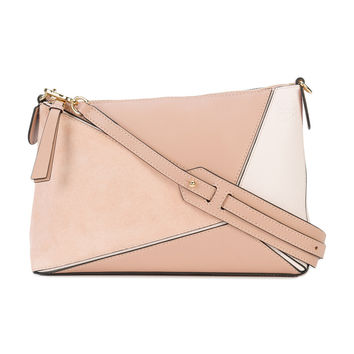 Loewe Mini Puzzle Bag - Nude Neutrals Iconic Leather Bag