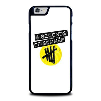 5 SECONDS OF SUMMER 2 5SOS iPhone 6 / 6S Case Cover
