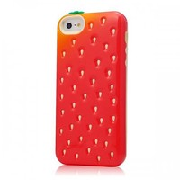 Cute Strawberry iPhone Case