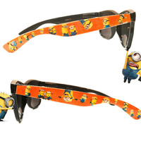 Minion Sunglasses by CustomSunglassShop on Etsy