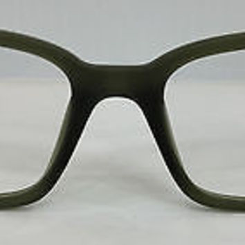 NEW AUTHENTIC LEGRE LE221 COL C3 MATTE GREEN EYEGLASSES FRAME HAND MADE IN JAPAN